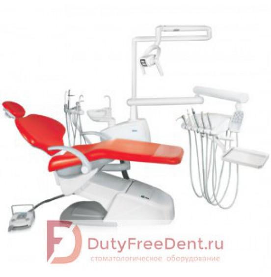 SV-20 - стоматологическая установка с нижней подачей инструментов