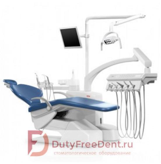 SV-30 - стоматологическая установка с нижней подачей инструментов