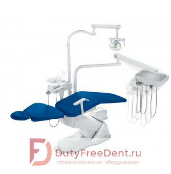 Gnatus G1 - стоматологическая установка с нижней подачей инструментов