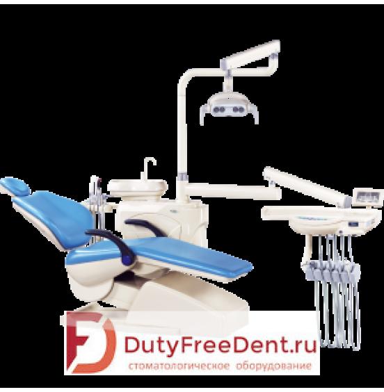 Yoboshi А 800 NEW - стоматологическая установка с нижней подачей инструментов